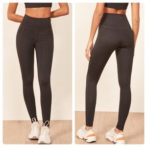 881b34f4ca61cd girlfriend collective · Girlfriend Collective Black High-Rise Leggings